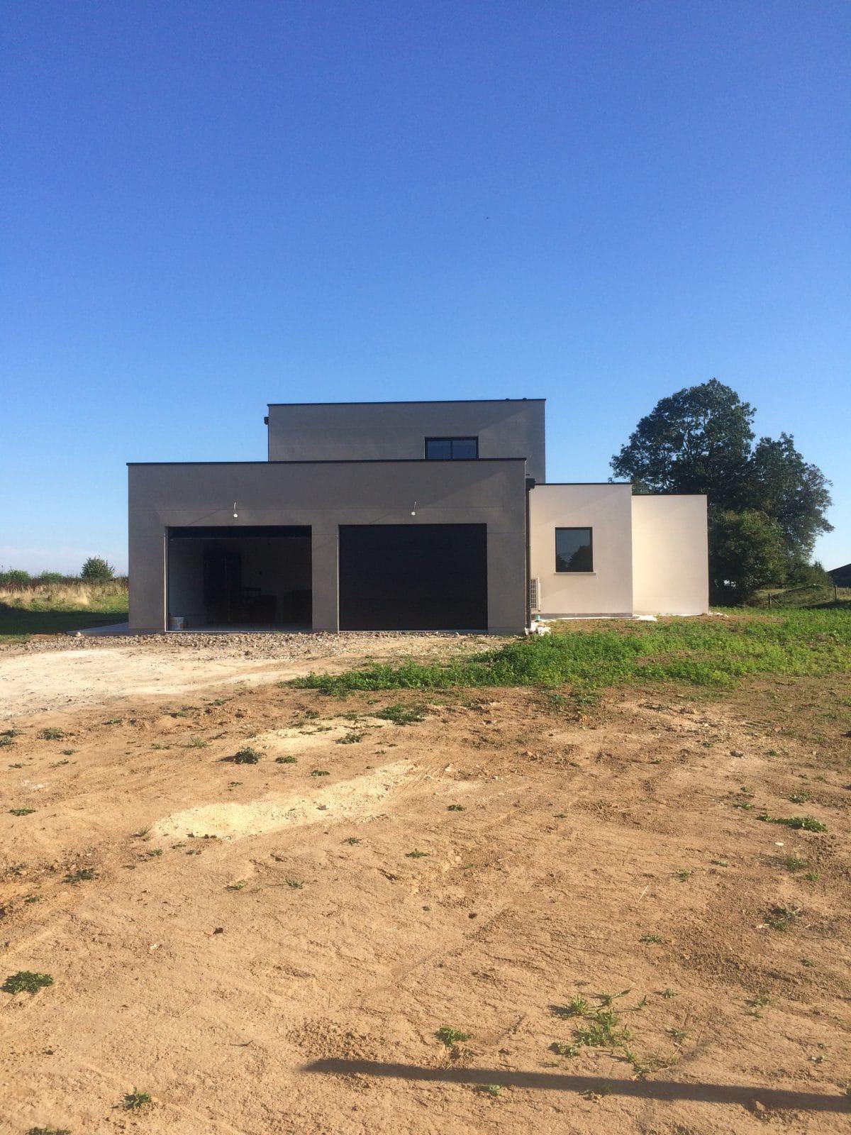 Installation aérothermie en Normandie