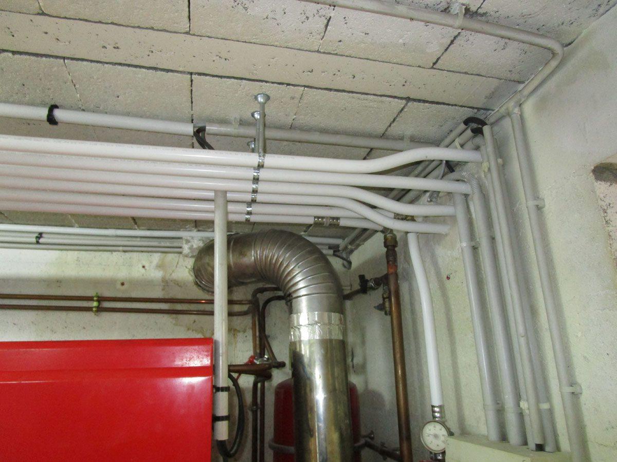 Installation complète Aerothermie