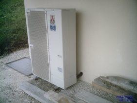 Pompe Aérothermique extérieur