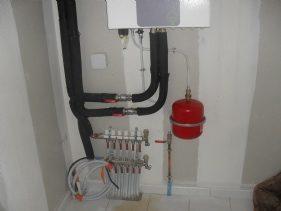 Branchement intérieur Système Aérothermique