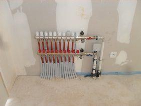 Branchement Sol Système Aérothermique