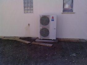 Pompe extérieur