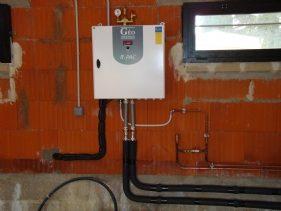 Boitier intérieur Système Aérothermique