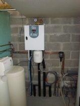 Boitier intérieur Système Géothermique