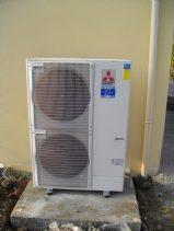 Sorti extérieur Système Aérothermique