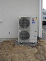 Pompe système Aérothermique
